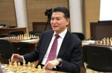 Кирсан Илюмжинов шахматы