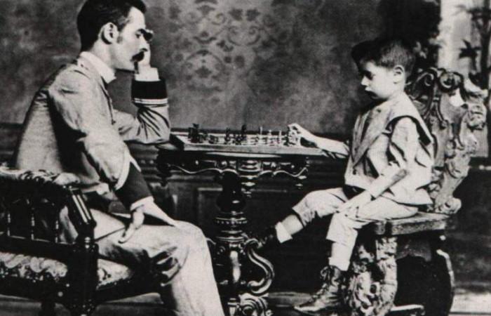 шахматные вундеркинды