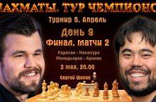 турнир карлсена шахматы
