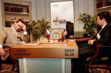 Deep Blue Шахматный суперкомпьютер каспаров