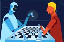 компьютер обыграл человека в шахматы
