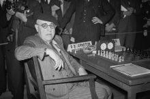 осип бернштейн шахматист