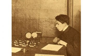 петр романовский шахматист