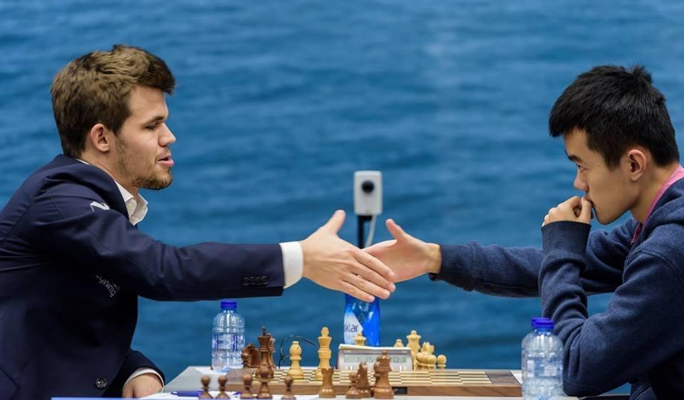 рукопожатие в шахматах