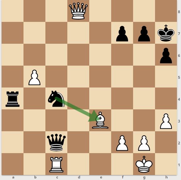 Вечный шах в шахматах