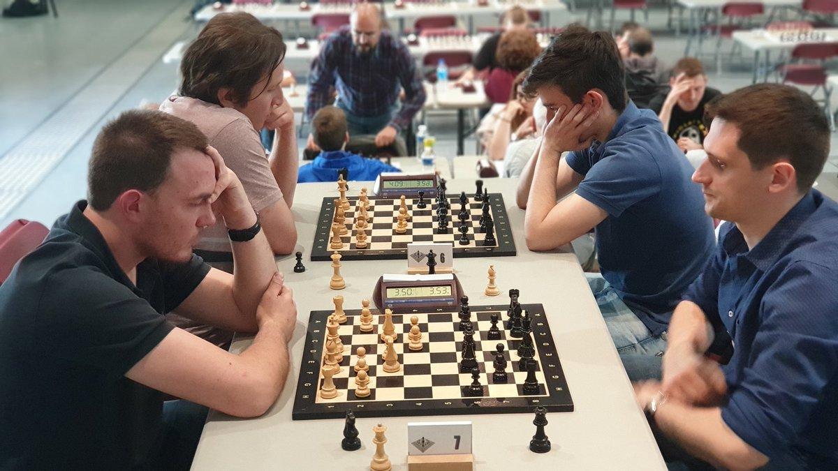 Блиц в шахматах