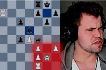карлсен нихал сарин шахматы