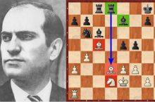 таль без ферзя шахматы
