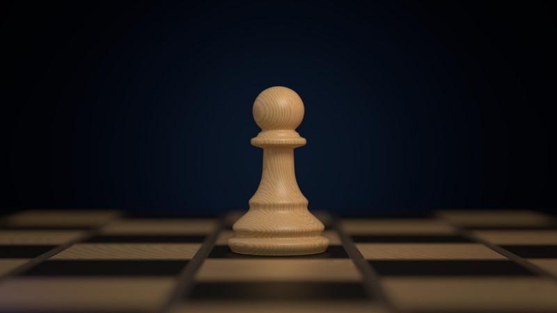 Атака с изолированной пешкой шахматы