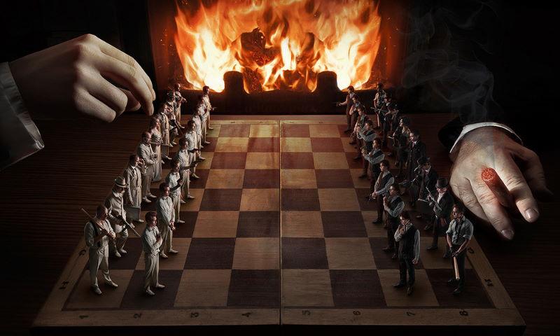Компенсация в шахматах