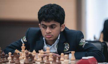 нихал сарин шахматист